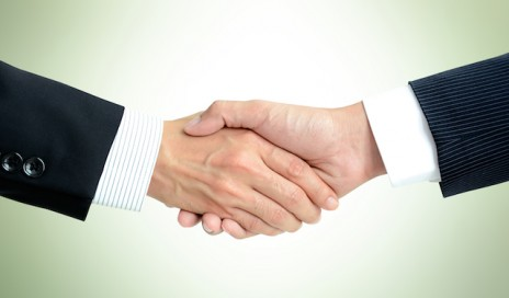 handshake stock art