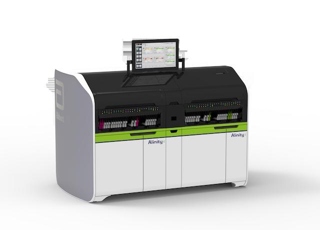 Abbott Diagnostic Systems Score CE Mark