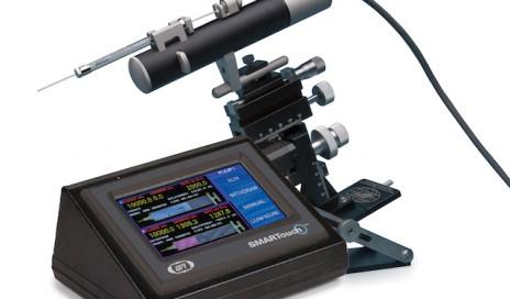世界精密仪器智能触摸作物640