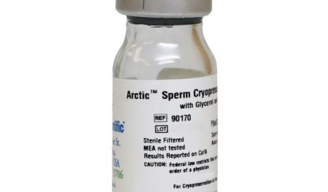 欧文科学北极精子冷冻培养基作物640