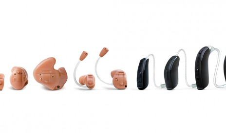GN ReSound LiNX2 hearing aids