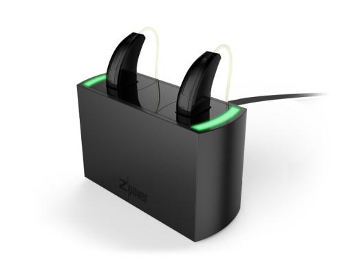 Zpower chargeur d'appareil auditif unniversel