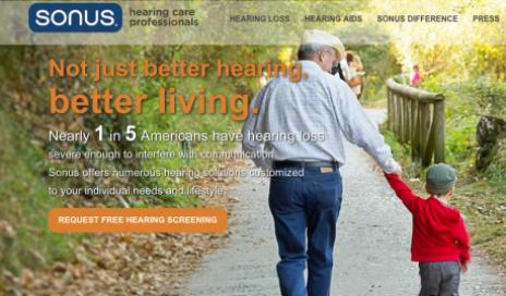 Sonus and Serendipity Hearing