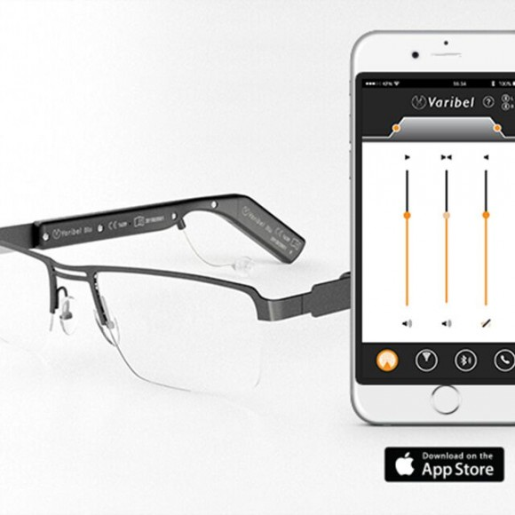 Varibel Develops Hearing Glasses with Crowdfunding
