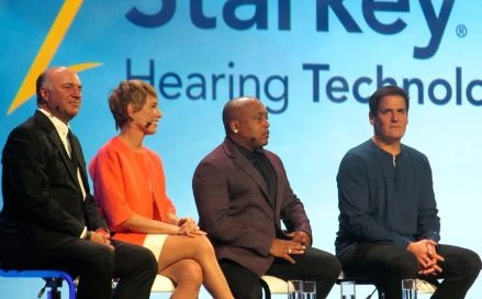 The Shark Tank's Kevin O'Leary, Barbara Corcoran, Damon John, and Mark Cuban discussed what it takes to be successful entrepreneur.