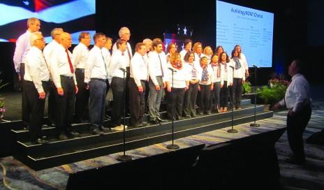 AAA choir