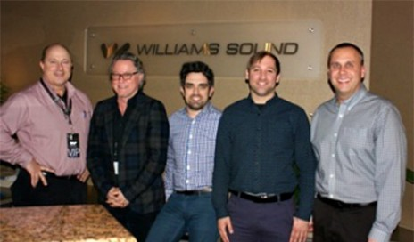 Williams Sound Appoints Vision2 Marketing