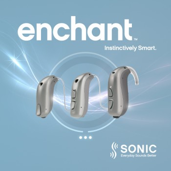 Sonic Launches Enchant Hearing Aid Family Hearing Review