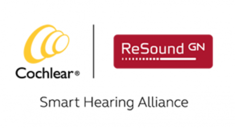 Cochlear and GN ReSound Smart Hearing Alliance