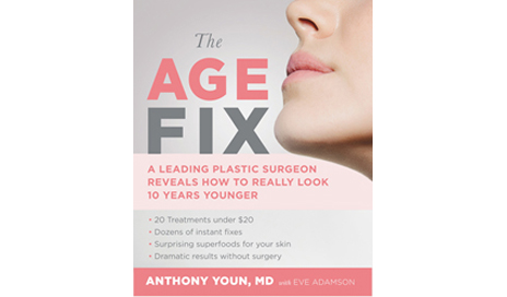 The Age Fix Book Cover copy