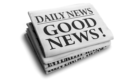 http://www.dreamstime.com/stock-photography-good-news-newspaper-headline-image25776802