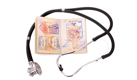 http://www.dreamstime.com/royalty-free-stock-photos-medical-still-life-stethoscope-passport-image16387388
