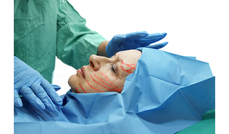 http://www.dreamstime.com/stock-images-preparing-cosmetic-surgery-facelift-image36386864
