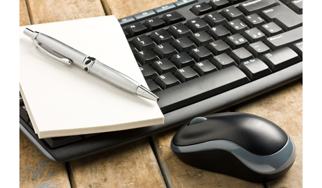 http://www.dreamstime.com/stock-photos-computer-keyboard-mouse-ballpoint-memobook-set-business-tools-black-desktop-wireless-black-wireless-silver-pen-blank-image34951213