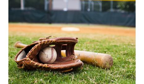 http://www.dreamstime.com/stock-photo-old-baseball-glove-bat-field-image19982200