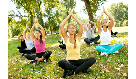 http://www.dreamstime.com/royalty-free-stock-photography-outdoor-yoga-image21743977