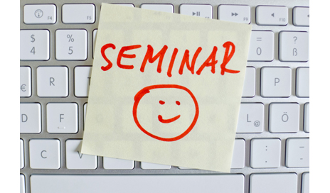 http://www.dreamstime.com/royalty-free-stock-image-note-computer-keyboard-seminar-sticky-as-reminder-image36385236