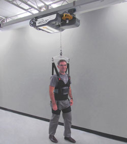 System Promotes Improved Gait Training and Safety for Users - Rehab