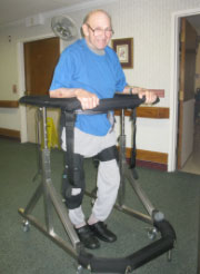 Updated Gait Harness System Emphasizes Independence and Safety ...