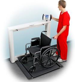 7550 Wheelchair_Scale