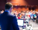 http://www.dreamstime.com/royalty-free-stock-images-speaker-business-conference-presentation-audience-hall-image42465999