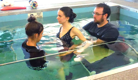 Aquatic Therapy in Spinal Cord Injury - Rehab Managment