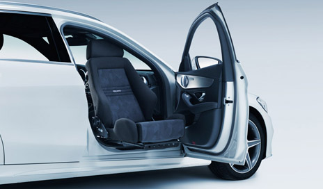 Autoadapt Swivel Seat Helps Enable More Car Choices For Those With