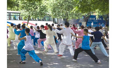 http://www.dreamstime.com/royalty-free-stock-photos-tai-chi-liuzhou-china-july-many-chinese-people-practise-park-image33037438