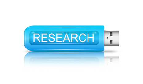 http://www.dreamstime.com/stock-image-researchl-concept-illustration-depicting-usb-flash-drive-research-image36712011