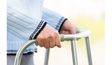 http://www.dreamstime.com/royalty-free-stock-photos-senior-woman-using-walker-mobility-image56883278