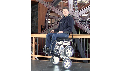 ibot motorized wheelchair moves forward under toyota agreement with