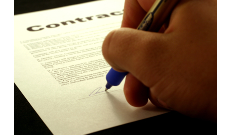 http://www.dreamstime.com/stock-images-signing-contract-image108814