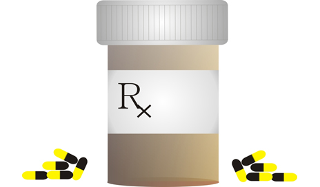 http://www.dreamstime.com/stock-photo-pill-bottle-rx-symbol-image7774230