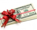 http://www.dreamstime.com/stock-photography-money-gift-image8455562