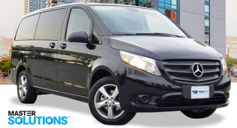 It Now Offers Mercedes Benz Metris Van Conversions With The TransitWorks Business Line