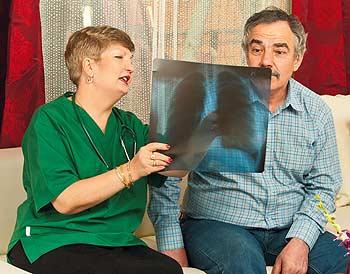 chronic obstructive pulmonary disorder retrospecitve analysis paper