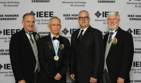 Nihon Kohden's Dr. Takuo Aoyagi Receives 2015 IEEE Medal for Innovations in Healthcare Technology
