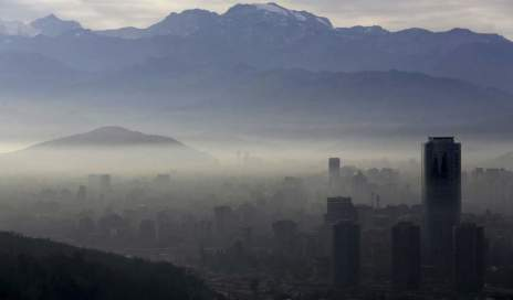 Chile Declares First Environmental Emergency Since 1999 Over Air Pollution