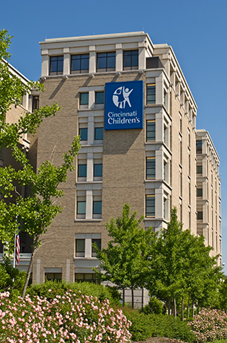 leading change cincinnati children's hospital