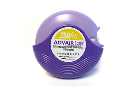 is advair a rescue inhaler