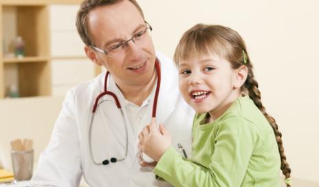 child asthma test
