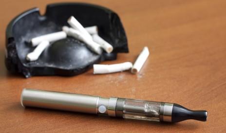 e-cigarette smoking
