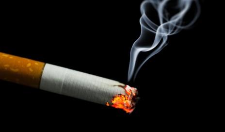 cigarette smoke cell protein