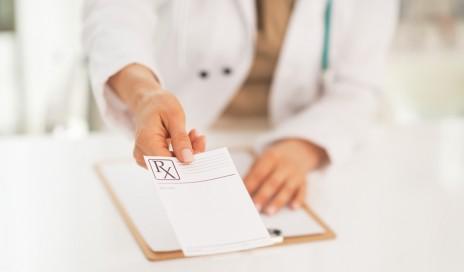 antibiotic prescription