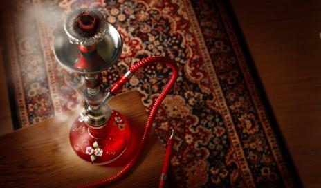 hookah smoke