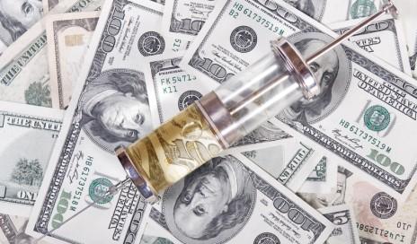 vaccine money