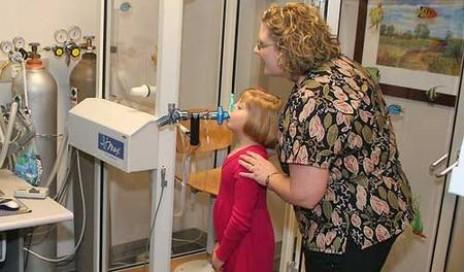 child spirometry