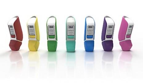 3M inhalers