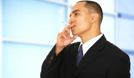 smoking employment
