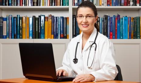 COPD computer EHR